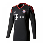 2017-2018 Bayern Munich Home Adidas Goalkeeper Shirt