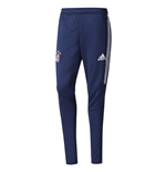 2017-2018 Bayern Munich Adidas Training Pants (Navy)