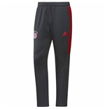 2017-2018 Bayern Munich Adidas Training Pants (Dark Grey)