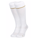 2017-2018 Celtic Home Socks (White) - Kids