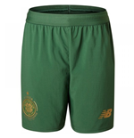 2017-2018 Celtic Away Shorts (Green)