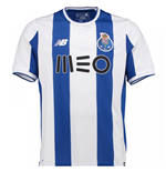 2017-2018 FC Porto Home Football Shirt