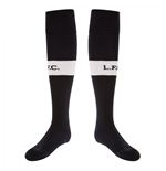 2017-2018 Liverpool Away Goalkeeper Socks (Black) - Kids