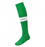 2017-2018 Liverpool Home Goalkeeper Socks (Green) - Kids