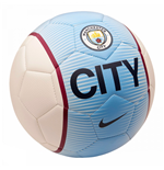 2017-2018 Man City Nike Prestige Football (White)
