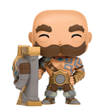 League of Legends POP! Games Vinyl Figure Braum 9 cm