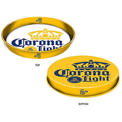 Corona Light Beer Serving Tray