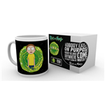 Rick and Morty Mug - Nobody Exists