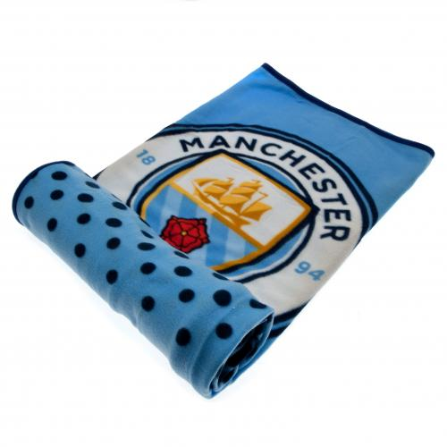 Manchester City F.C. Fleece Blanket FD