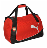 2017-2018 Arsenal Puma Large Football Bag (Chilli Pepper)
