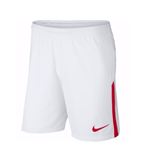 2017-2018 AS Roma Nike Away Shorts (White)