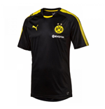 2017-2018 Borussia Dortmund Puma Training Shirt (Black)