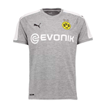 2017-2018 Borussia Dortmund Puma Third Football Shirt