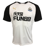 2017-2018 Newcastle Puma Training Shirt (White)