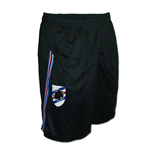 2017-2018 Sampdoria Joma Training Shorts (Black)