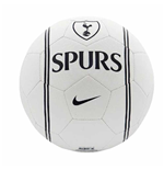 2017-2018 Tottenham Nike Supporters Football (White)