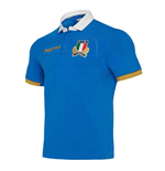 2017-2018 Italy Home Cotton Rugby Shirt