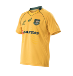 2017-2018 Australia Wallabies Home Test Rugby Shirt