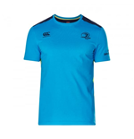 2017-2018 Leinster Rugby Cotton Training Tee (Blue)