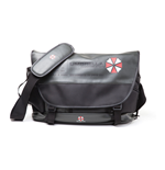 CAPCOM Resident Evil T-Virus Messenger Bag, Black