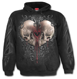 Dark Love - Hoody Black