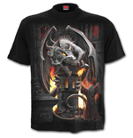 Keeper Of The Fortress - T-Shirt Black