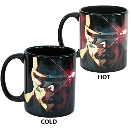 X-MEN Cyclops Heat Reveal Coffee Mug