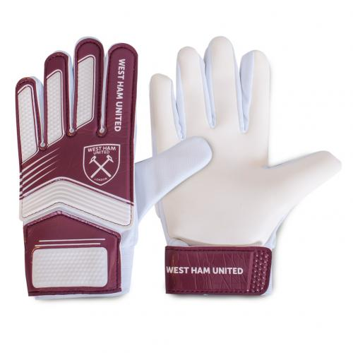 West Ham United F.C. Goalkeeper Gloves Kids
