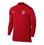 2017-2018 Monaco Nike Authentic Drill Training Top (Red)