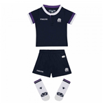 2017-2018 Scotland Macron Home Rugby Mini Kit