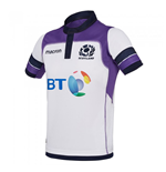 2017-2018 Scotland Alternate Replica Rugby Shirt (Kids)