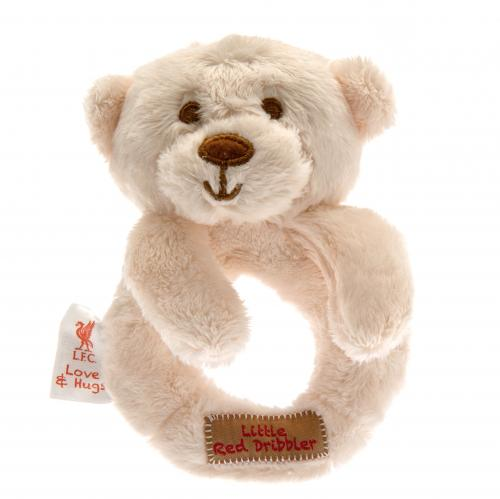 Liverpool F.C. Baby Rattle Hugs