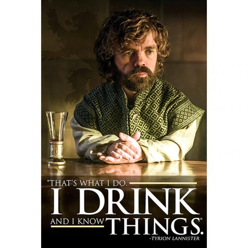 Game Of Thrones Poster Tyrian 289