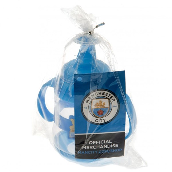 Manchester City F.C. Sipping Beaker