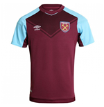 2017-2018 West Ham Home Football Shirt (Kids)