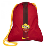 2017-2018 AS Roma Nike Allegiance Gym Bag (Maroon)
