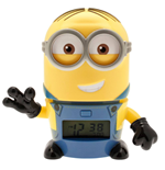 Despicable Me 3 BulbBotz Alarm Clock with Light Minion Dave 14 cm