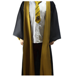 Harry Potter Wizard Robe Cloak Hufflepuff