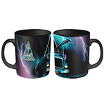 Def Leppard Mug - On Through The Night