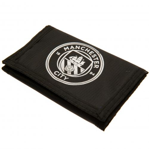 Manchester City F.C. Nylon Wallet RT