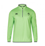 2017-2018 Ireland Rugby Vapordri First Layer Top (Jasmine Green)