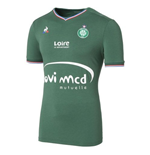 2017-2018 St Etienne Home Football Shirt