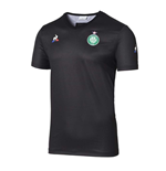 2017-2018 St Etienne Training Shirt (Black)