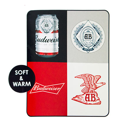 BUDWEISER Boxes Beach Blanket