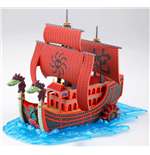 One Piece Grand Ship Collection Plastic Model Kit Kuja Pirates Ship 15 cm