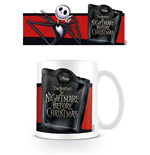 Nightmare before Christmas Mug - Jack Banner