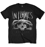In Flames Men's Tee: Battles 2 Tone