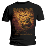 Iron Maiden T-shirt - Ghost Of The Navigator