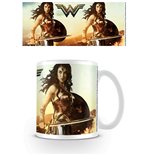 Wonder Woman Mug - Fierce