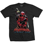 Marvel Comics Mens Tee: Deadpool Gonna Die